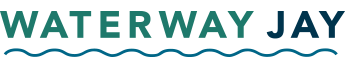 WaterwayJay Sticky Logo